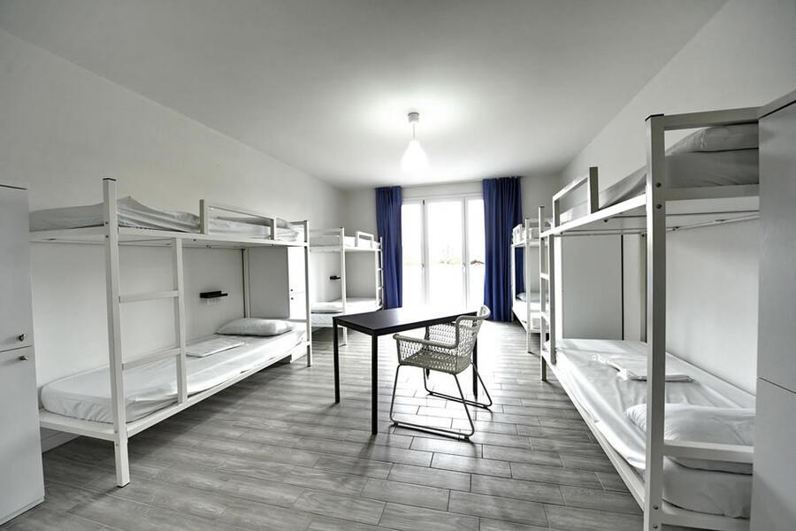 Posto letto (stanza da 8)
